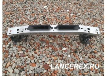Усилитель переднего бампера Лансер Эво 10