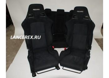 Сиденья Recaro Lancer Evolution 10