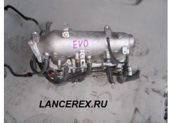 Коллектор Lancer Evo 10
