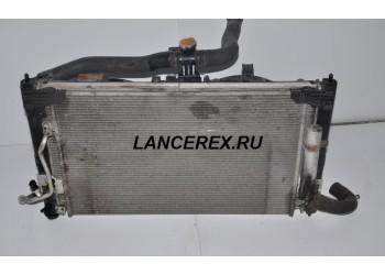 Радиатор кондиционера Эво 10