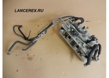 Впускной коллектор Lancer EVO X 10