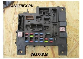 Блок предохранителей 8637A319 Лансер 10