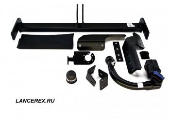 Cъемный фаркоп Лансер 10 Спортбэк для прицепа