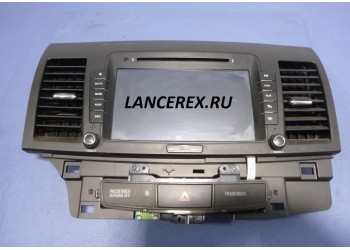 CD радио Митсубиси Лансер 10