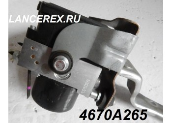 Блок ASC ESP 4670A265 Лансер 10 (2WD)