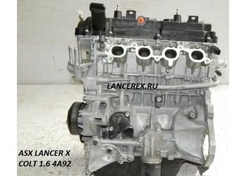 Двигатель Лансер 10 1.6 л. 4A92
