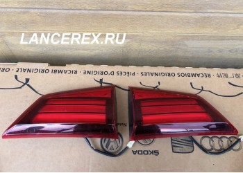 Задние фонари крышки багажника Аутлендер 3