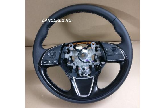 Аутлендер 3 руль с подогревом