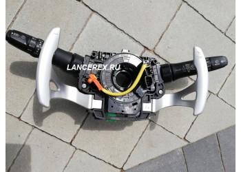 Блок от руля с подогревом Митсубиси Аутлендер 3 комплект