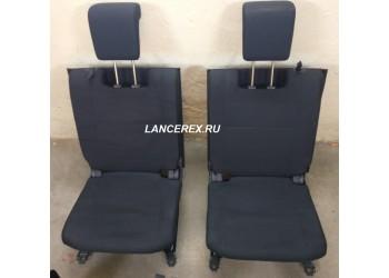 Outalander 3 третий ряд сидений тряпичный комплект