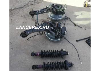 Стойки задние Аутлендер 3 ступица, эл. суппорта 2WD