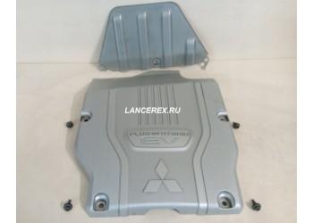 Защита двигателя Митсубиси Аутлендер 3 PHEV