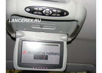 DVD Mitsubishi Outlander