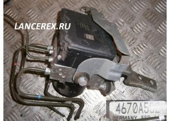 4670A552 блок ABS ESP Outlander 07-12