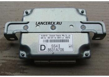 8631A706 блок управления индикацией привода Pajero 4