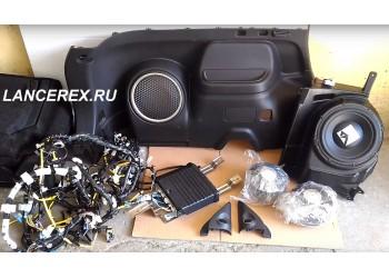 Rockford Fosgate Mitsubishi Outlander 3